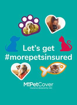 let's get #morepetsinsured